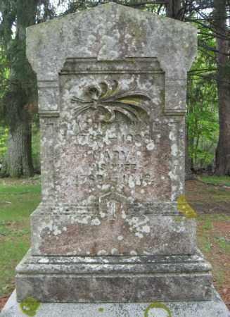 TOWNE, MARY - Essex County, Massachusetts | MARY TOWNE - Massachusetts Gravestone Photos