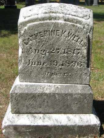 WELLS, CATHERINE K. - Essex County, Massachusetts | CATHERINE K. WELLS - Massachusetts Gravestone Photos