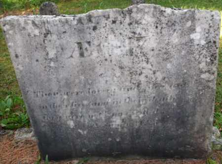 WILDES, RACHEL - Essex County, Massachusetts | RACHEL WILDES - Massachusetts Gravestone Photos