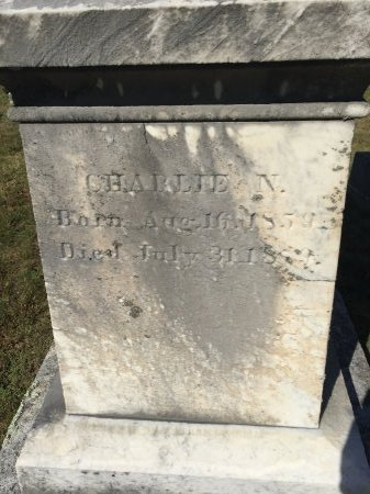 ADAMS, CHARLES NAHUM - Franklin County, Massachusetts   CHARLES NAHUM ADAMS - Massachusetts Gravestone Photos