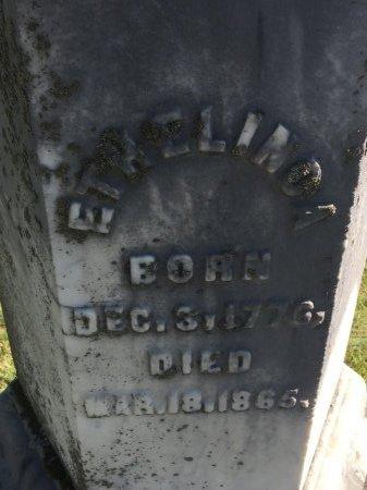 DICKINSON, ETHELINDA - Franklin County, Massachusetts | ETHELINDA DICKINSON - Massachusetts Gravestone Photos