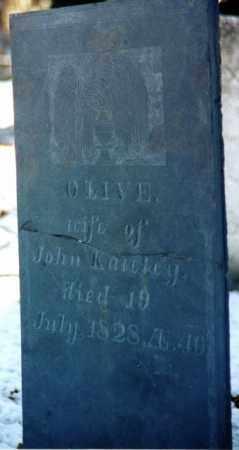KATELEY, OLIVE - Franklin County, Massachusetts | OLIVE KATELEY - Massachusetts Gravestone Photos