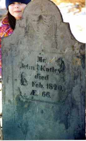 KATLEY, JOHN - Franklin County, Massachusetts | JOHN KATLEY - Massachusetts Gravestone Photos
