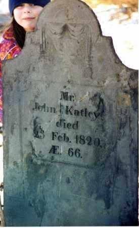 KATLEY, JOHN - Franklin County, Massachusetts | JOHN KATLEY - Massachusetts Gravestone Photos