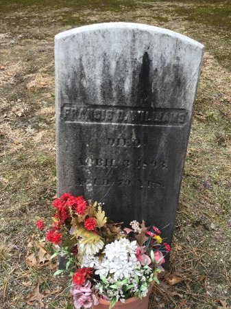 WILLIAMS, FRANCIS D. - Franklin County, Massachusetts | FRANCIS D. WILLIAMS - Massachusetts Gravestone Photos
