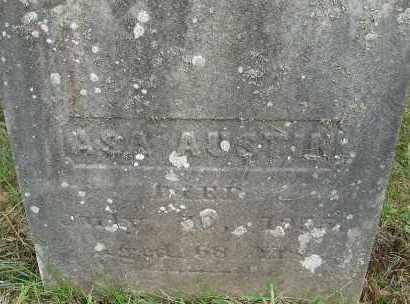 AUSTIN, ASA - Hampden County, Massachusetts | ASA AUSTIN - Massachusetts Gravestone Photos