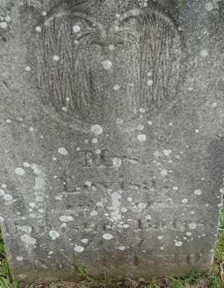 BATES, LOVISA - Hampden County, Massachusetts | LOVISA BATES - Massachusetts Gravestone Photos