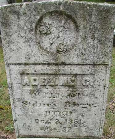 BIRGE, ADELINE CORDELIA - Hampden County, Massachusetts | ADELINE CORDELIA BIRGE - Massachusetts Gravestone Photos