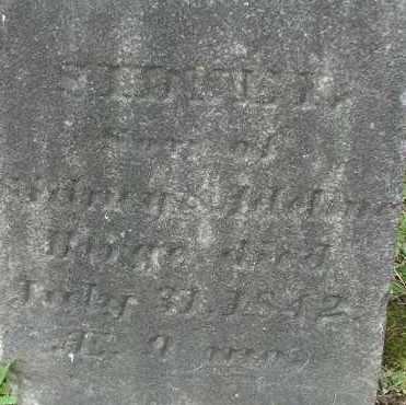 BIRGE, SIDNEY - Hampden County, Massachusetts   SIDNEY BIRGE - Massachusetts Gravestone Photos