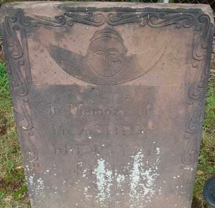 BREWSTER, ASHER - Hampden County, Massachusetts | ASHER BREWSTER - Massachusetts Gravestone Photos