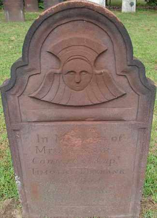 BURBANK, HANNAH - Hampden County, Massachusetts | HANNAH BURBANK - Massachusetts Gravestone Photos