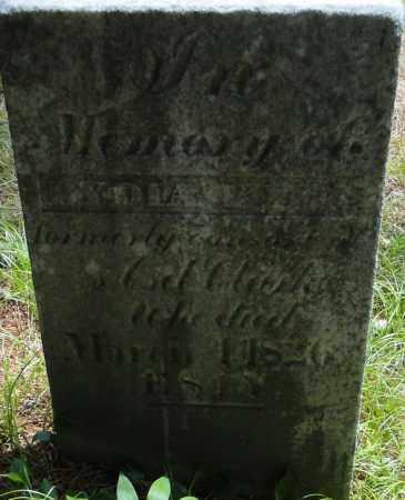CLARK, LYDIA - Hampden County, Massachusetts   LYDIA CLARK - Massachusetts Gravestone Photos