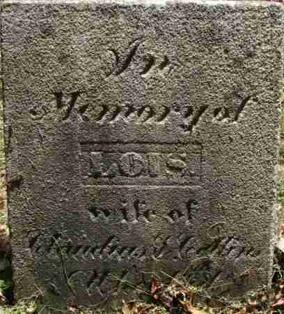 COLLINS, LOIS - Hampden County, Massachusetts | LOIS COLLINS - Massachusetts Gravestone Photos