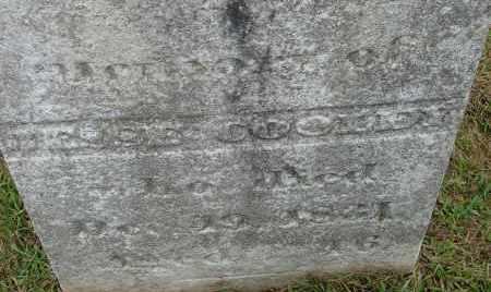 COOLEY, JESSE - Hampden County, Massachusetts | JESSE COOLEY - Massachusetts Gravestone Photos