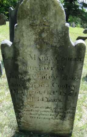 COOLEY, LOUISA MARIA - Hampden County, Massachusetts   LOUISA MARIA COOLEY - Massachusetts Gravestone Photos