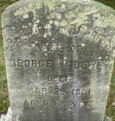 ROBERTS DEWEY, BEULAH A - Hampden County, Massachusetts | BEULAH A ROBERTS DEWEY - Massachusetts Gravestone Photos
