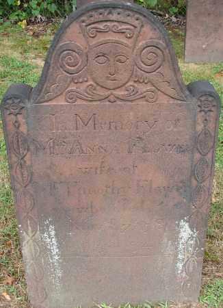 FLOWER, ANNA - Hampden County, Massachusetts | ANNA FLOWER - Massachusetts Gravestone Photos