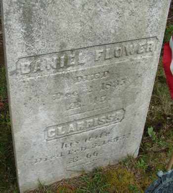 FLOWER, DANIEL - Hampden County, Massachusetts | DANIEL FLOWER - Massachusetts Gravestone Photos