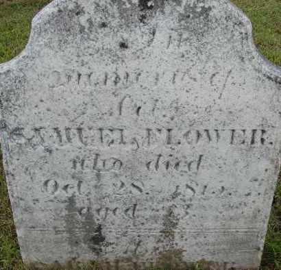 FLOWER, SAMUEL - Hampden County, Massachusetts | SAMUEL FLOWER - Massachusetts Gravestone Photos