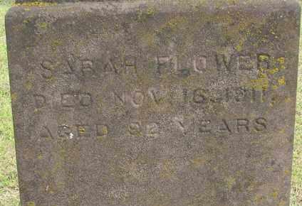 FLOWER, SARAH - Hampden County, Massachusetts | SARAH FLOWER - Massachusetts Gravestone Photos