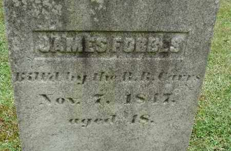 FORBES, JAMES - Hampden County, Massachusetts | JAMES FORBES - Massachusetts Gravestone Photos