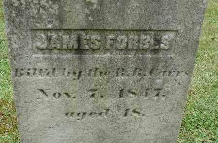FORBES, JAMES - Hampden County, Massachusetts | JAMES FORBES - Massachusetts Gravestone Photos