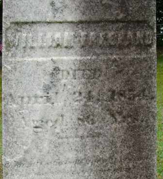 FREELAND, WILLIAM - Hampden County, Massachusetts | WILLIAM FREELAND - Massachusetts Gravestone Photos