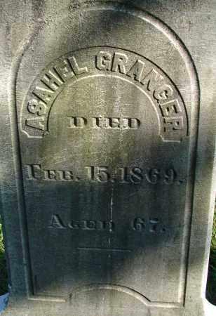 GRANGER, ASAHEL - Hampden County, Massachusetts | ASAHEL GRANGER - Massachusetts Gravestone Photos