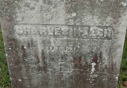 HAZEN, CHARLES - Hampden County, Massachusetts | CHARLES HAZEN - Massachusetts Gravestone Photos