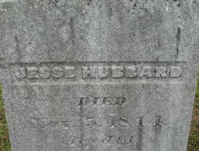 HUBBARD, JESSE - Hampden County, Massachusetts | JESSE HUBBARD - Massachusetts Gravestone Photos