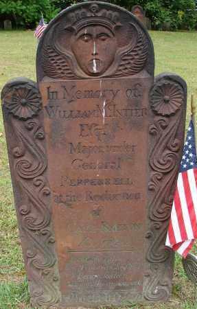 MCINTIER (FI), WILLIAM - Hampden County, Massachusetts   WILLIAM MCINTIER (FI) - Massachusetts Gravestone Photos