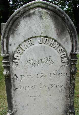 JOHNSON, JOSIAH - Hampden County, Massachusetts | JOSIAH JOHNSON - Massachusetts Gravestone Photos