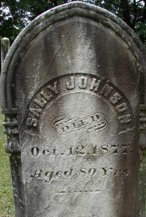 JOHNSON, SALLY - Hampden County, Massachusetts | SALLY JOHNSON - Massachusetts Gravestone Photos