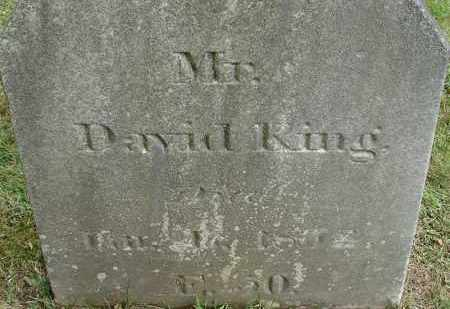 KING, DAVID - Hampden County, Massachusetts | DAVID KING - Massachusetts Gravestone Photos