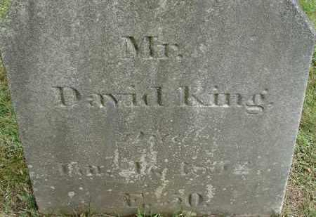 KING, DAVID - Hampden County, Massachusetts | DAVID KING - Massachusetts Gravestone Photos