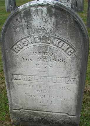 KING, ROSWELL - Hampden County, Massachusetts | ROSWELL KING - Massachusetts Gravestone Photos