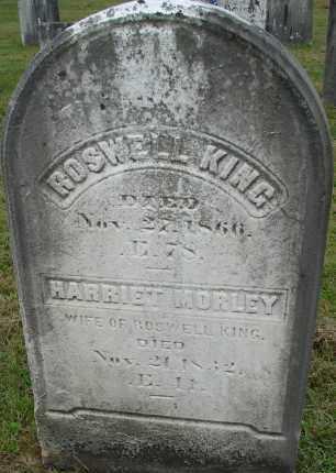 KING, HARRIET - Hampden County, Massachusetts | HARRIET KING - Massachusetts Gravestone Photos