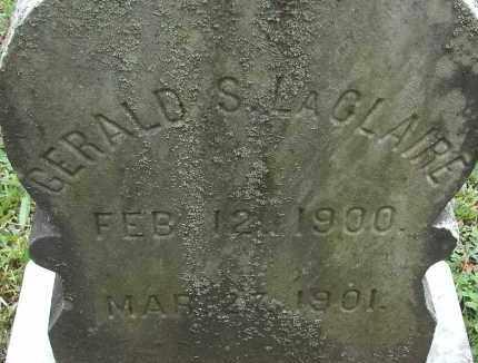 LACLAIRE, GERALD S - Hampden County, Massachusetts | GERALD S LACLAIRE - Massachusetts Gravestone Photos