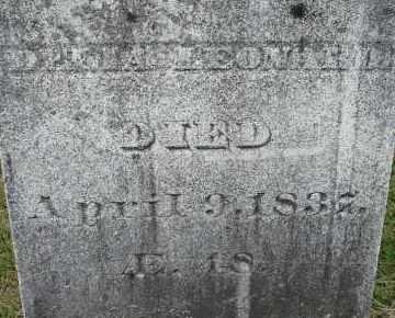 LEONARD, DELIA - Hampden County, Massachusetts | DELIA LEONARD - Massachusetts Gravestone Photos
