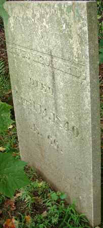 LEONARD, RUFUS - Hampden County, Massachusetts | RUFUS LEONARD - Massachusetts Gravestone Photos