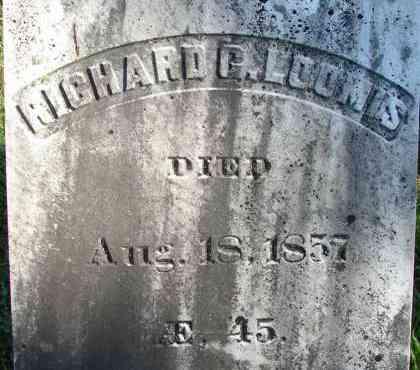 LOOMIS, RICHARD P - Hampden County, Massachusetts | RICHARD P LOOMIS - Massachusetts Gravestone Photos