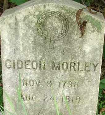MORLEY, GIDEON - Hampden County, Massachusetts | GIDEON MORLEY - Massachusetts Gravestone Photos