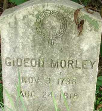 MORLEY, GIDEON - Hampden County, Massachusetts | GIDEON MORLEY - Massachusetts Gravestone Photos