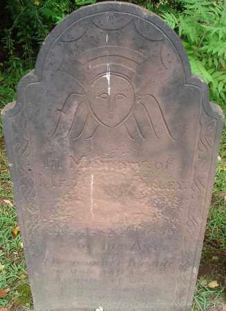 MORLEY, MR - Hampden County, Massachusetts   MR MORLEY - Massachusetts Gravestone Photos