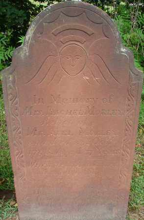 MORLEY, RACHEL - Hampden County, Massachusetts | RACHEL MORLEY - Massachusetts Gravestone Photos