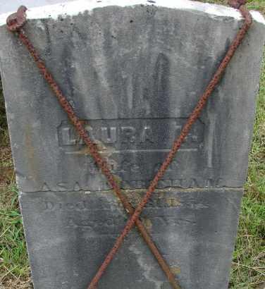 NORTHAM, LAURA - Hampden County, Massachusetts   LAURA NORTHAM - Massachusetts Gravestone Photos