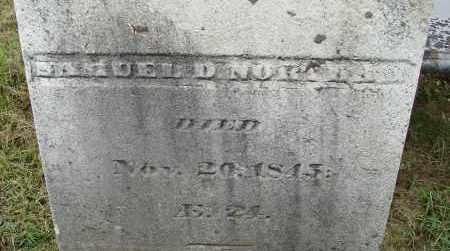NORTHAM, SAMUEL D - Hampden County, Massachusetts   SAMUEL D NORTHAM - Massachusetts Gravestone Photos