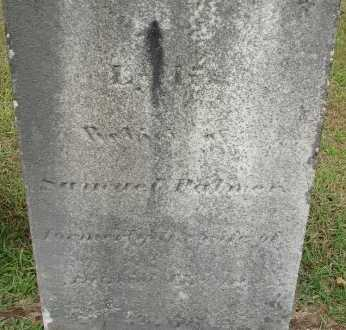PALMER, LYDIA - Hampden County, Massachusetts | LYDIA PALMER - Massachusetts Gravestone Photos