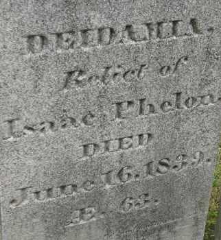 PHELON, DEIDAMIA - Hampden County, Massachusetts | DEIDAMIA PHELON - Massachusetts Gravestone Photos