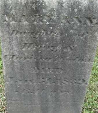PHELON, MARY ANN - Hampden County, Massachusetts | MARY ANN PHELON - Massachusetts Gravestone Photos